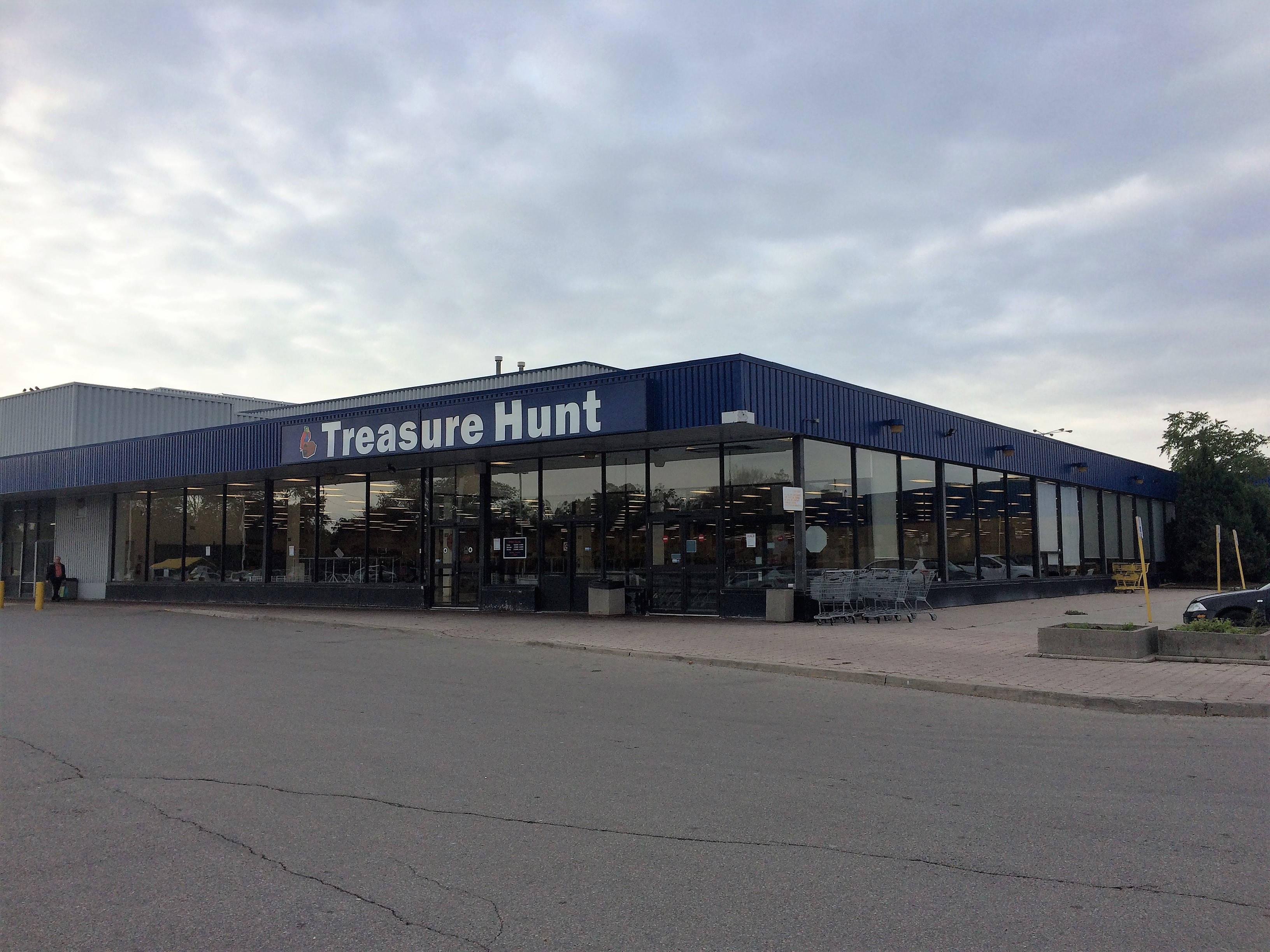 Mississauga Treasure Hunt